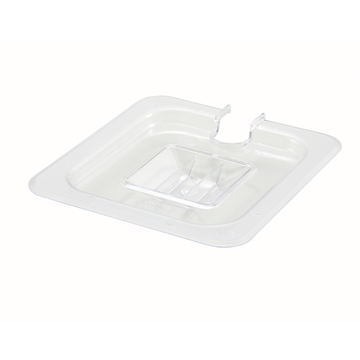 Winco SP7600C 1/6-Pan Slotted Food Pan Cover