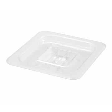 Winco SP7600S 1/6-Size Solid Food Pan Cover