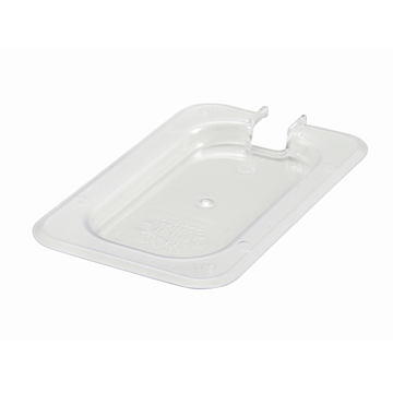 Winco SP7900C 1/9-Pan Slotted Food Pan Cover
