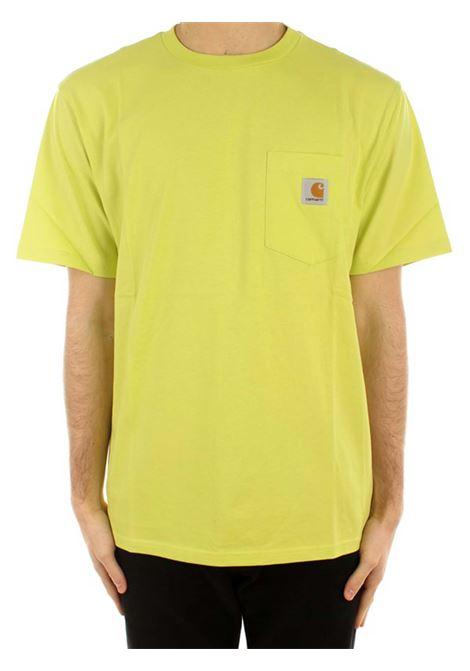 T-shirt pocket CARHARTT | 10000055 | I022091030AM