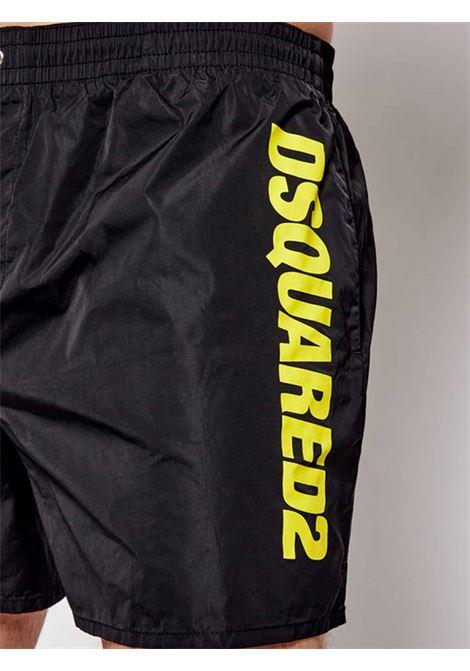 dsq yellow DSQUARED SW | 85 | D7B642920014