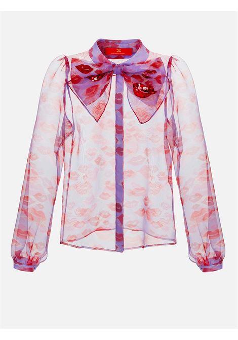 Camicia venezia ELISABETTA FRANCHI | 6 | CA31413E2Q38