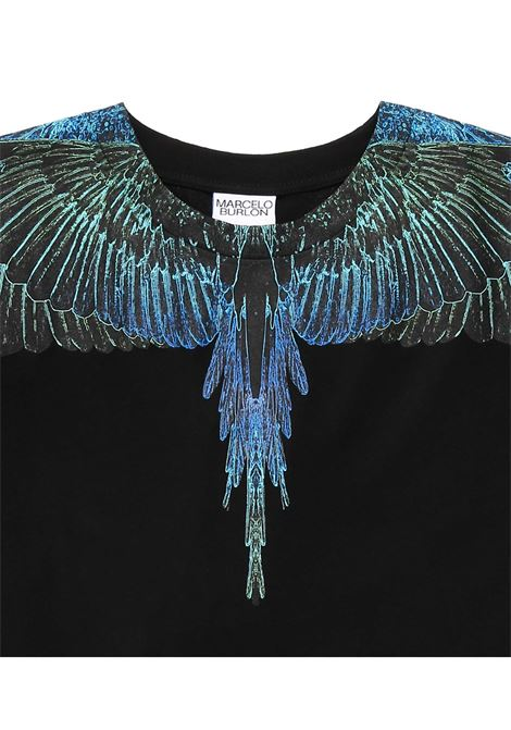 Wings regular MARCELO BURLON | 8 | CMAA018R21JER0010069