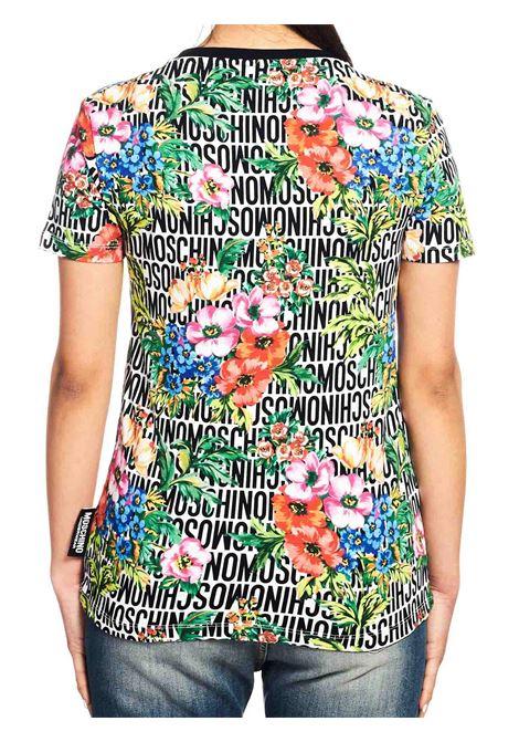 T-shirt jungle MOSCHINO | 8 | A191081221001