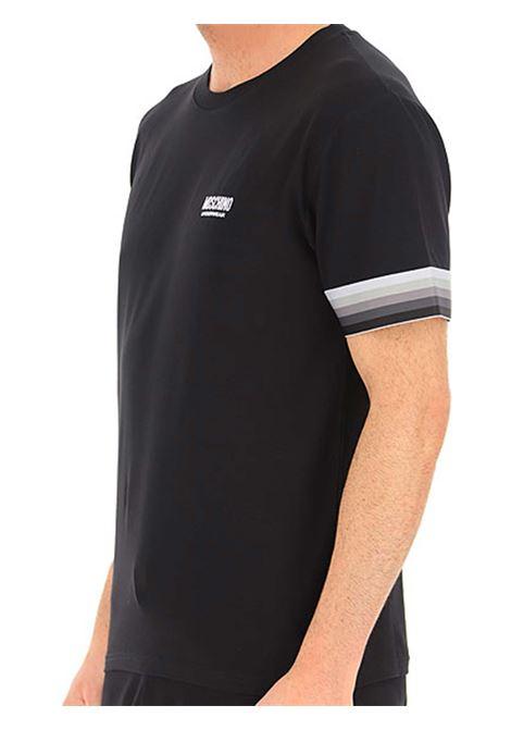 T-shirt kan MOSCHINO | 10000055 | A19308105555