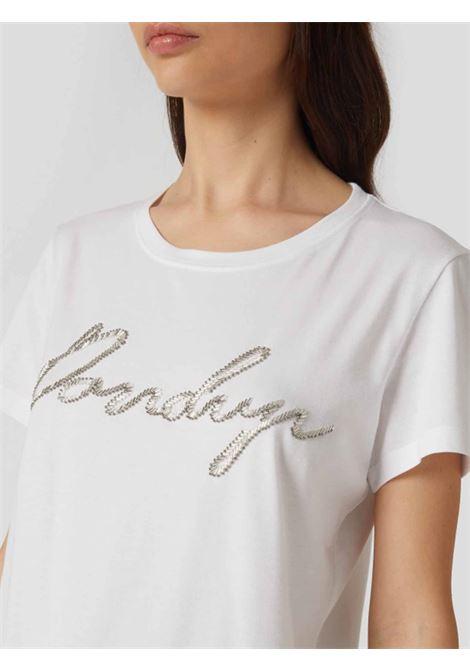 T-shirt logo DONDUP | 10000055 | S007JS0241D000