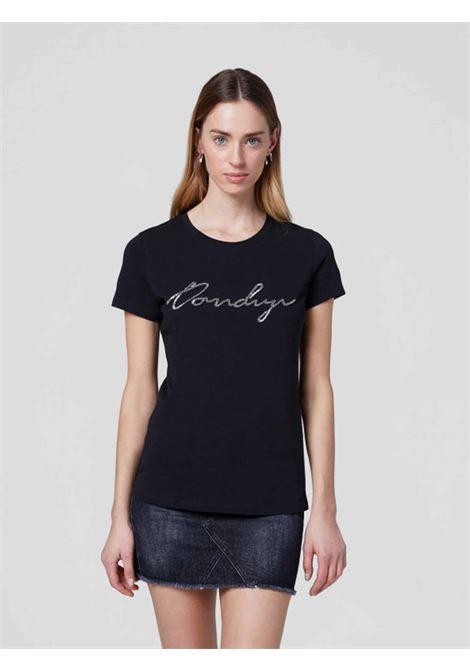 T-shirt logo DONDUP | 10000055 | S007JS0241D999
