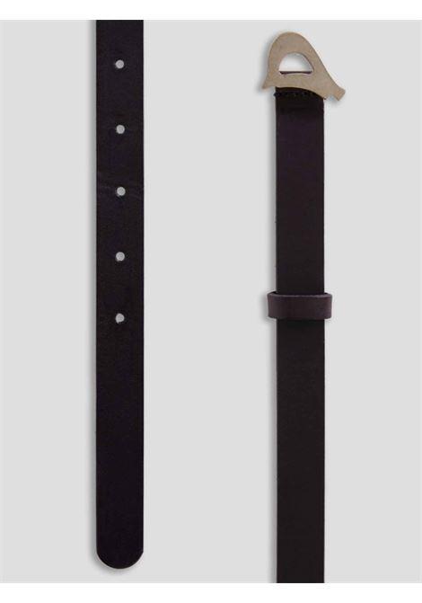 Cintura logo DONDUP | 10000072 | WC220PL0250D999