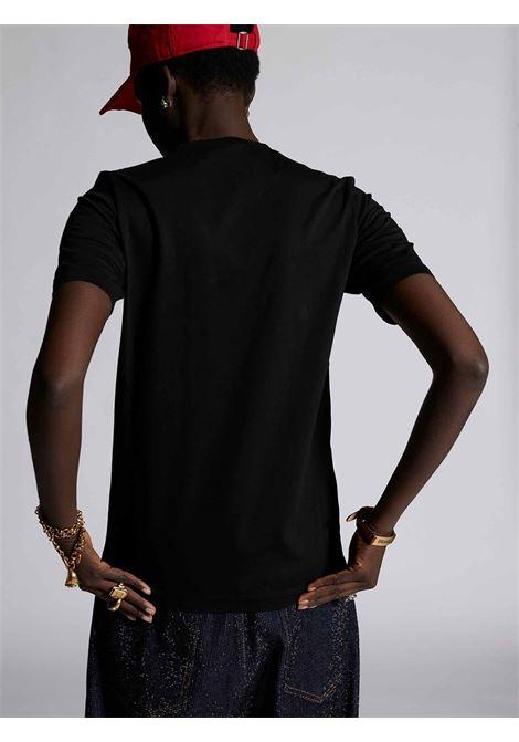 T-shirt rainbow DSQUARED | 10000055 | S75GD029S23009900