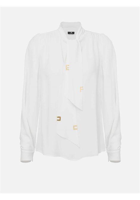 Camicia fiocco ELISABETTA FRANCHI | 6 | CA30316E2360
