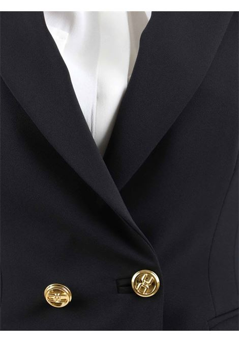 Giacca con bottoni gold ELISABETTA FRANCHI | 3 | GI97116E2110