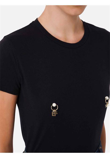 T-shirt applicazioni ELISABETTA FRANCHI | 7 | MA20616E2110