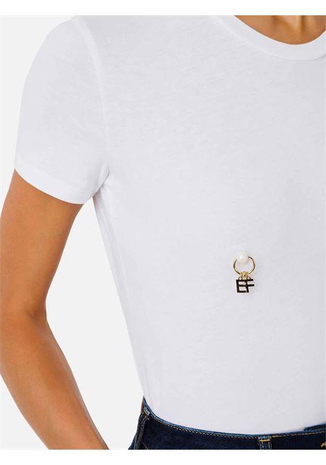 T-shirt applicazioni ELISABETTA FRANCHI | 7 | MA20616E270