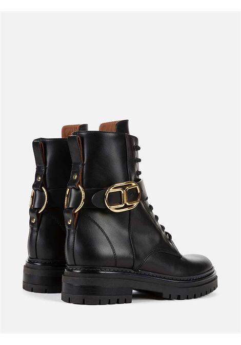 Boots elisabetta franchi ELISABETTA FRANCHI | 931559148 | SA25B16E299