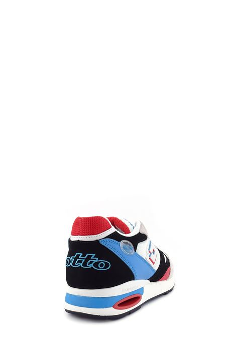 LOTTO LEGENDA | Sneakers | 212404WHITE/BLUE BAY/MOLTEN