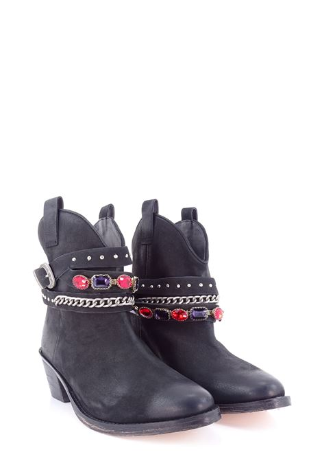 SAINT G. | Ankle Boots | 19.61BLACK
