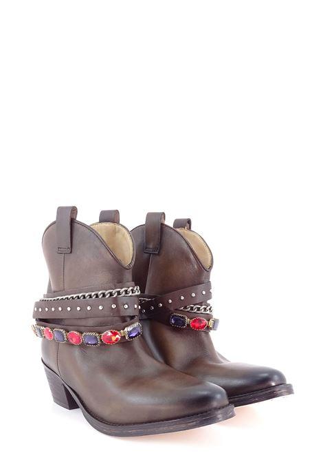 SAINT G. | Ankle Boots | 19.61COGNAC