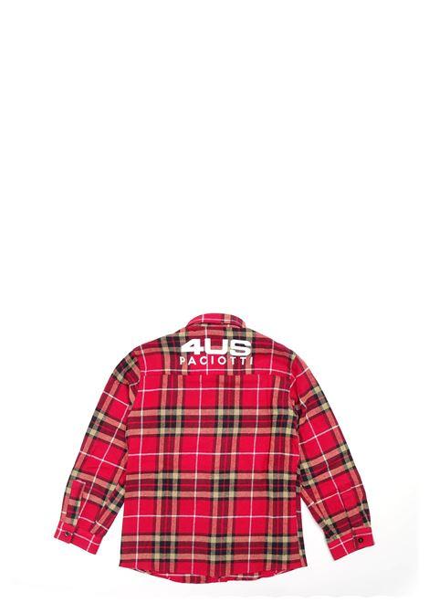 Camicia 4US - CESARE PACIOTTI | Camicie | CMP0320J300
