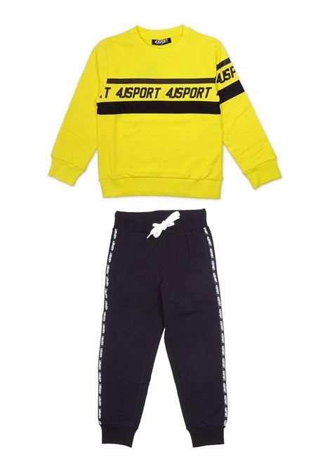Tuta sportswear 4US - CESARE PACIOTTI   Tute sportswears   COMP0306J500