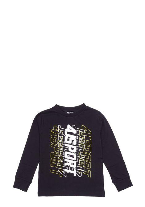 T-shirt 4US - CESARE PACIOTTI | T-shirts | TSP0305J1000
