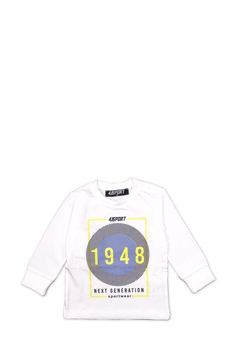 T-shirt 4US - CESARE PACIOTTI | T-shirts | TSP0310B100