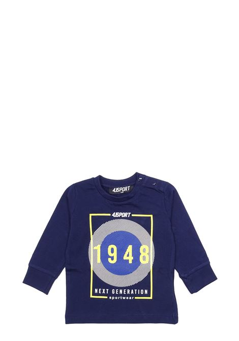 T-shirt 4US - CESARE PACIOTTI | T-shirts | TSP0310B850