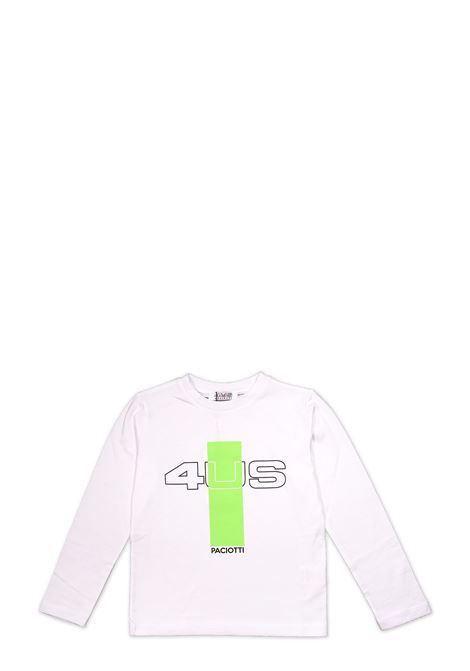 T-shirt 4US - CESARE PACIOTTI | T-shirts | TSP0337J100