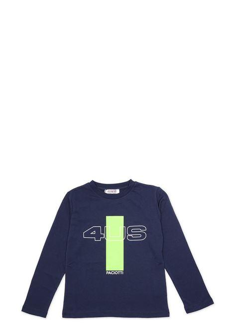 4US - CESARE PACIOTTI | T-shirt | TSP0337J850
