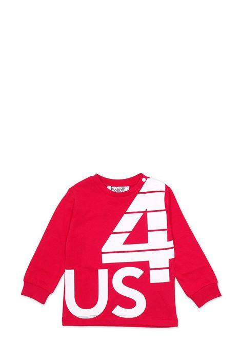 T-shirt 4US - CESARE PACIOTTI | T-shirts | TSP0351B300
