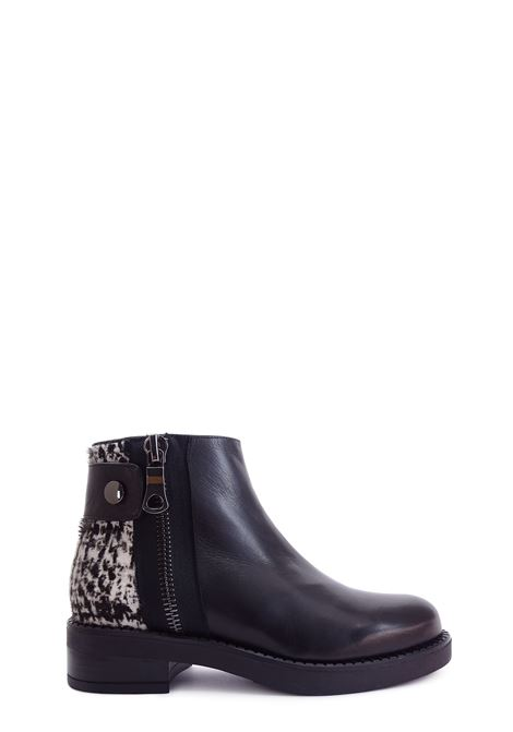 ALBANO | Ankle Boots | 0003NERO