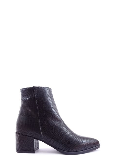ALBANO | Ankle Boots | 0014NERO
