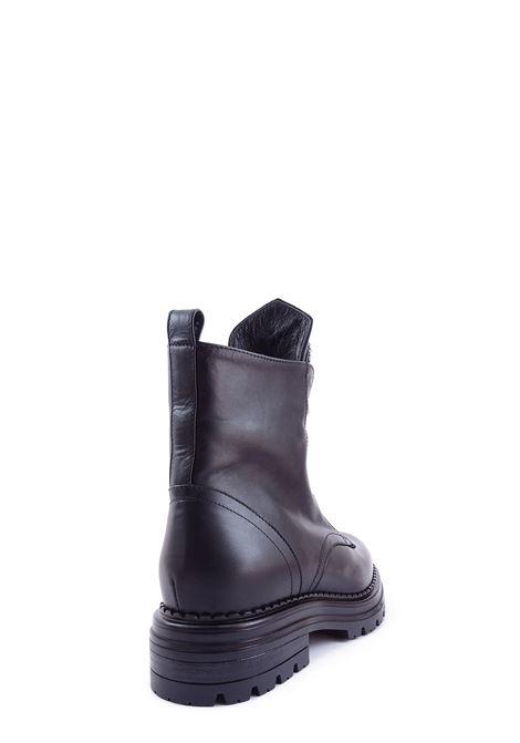 ALBANO | Low Boots | 0022NERO