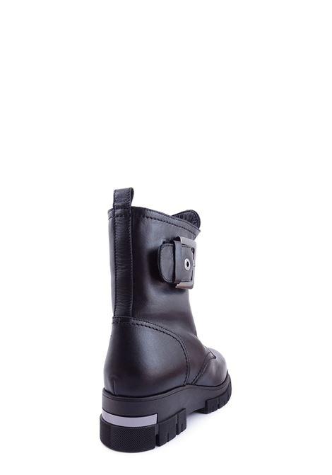 ALBANO | Low Boots | 0074NERO