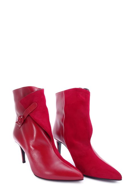 ALBANO | Ankle Boots | 0164ROSSO