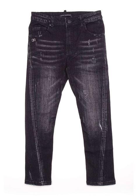 Jeans DANIELE ALESSANDRINI | Jeans | 1231D0966BLACK