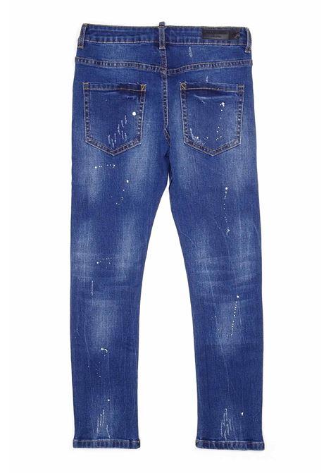 Jeans DANIELE ALESSANDRINI | Jeans | 1231D1012BLUE