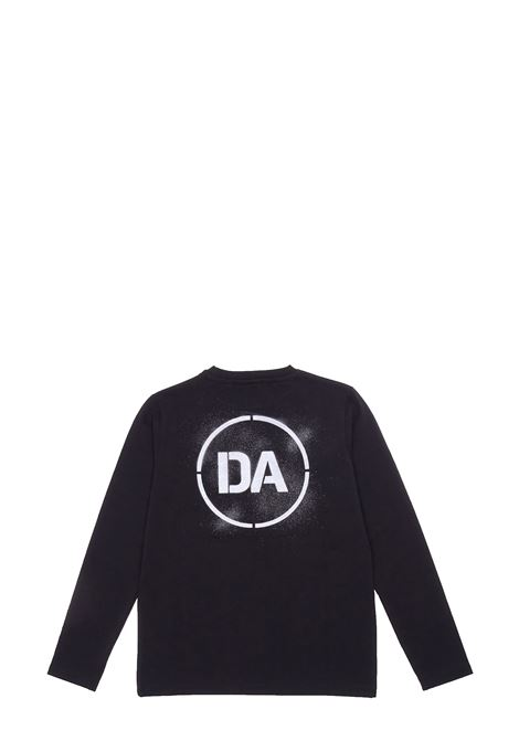 DANIELE ALESSANDRINI | T-shirt | 1231M0879BLACK