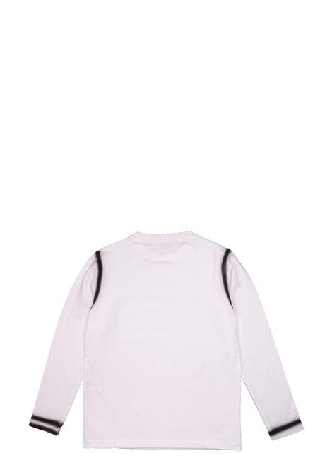 T-shirt DANIELE ALESSANDRINI | T-shirts | 1231M0881WHITE