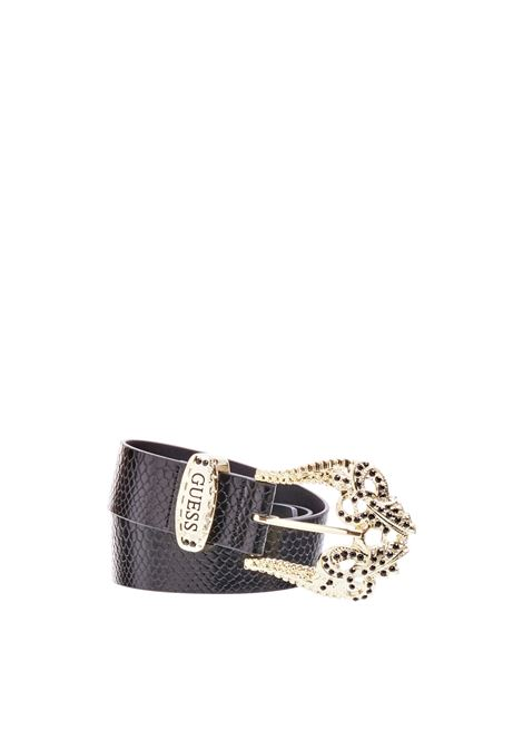 GUESS | Belt | BW7359 P0340BLA