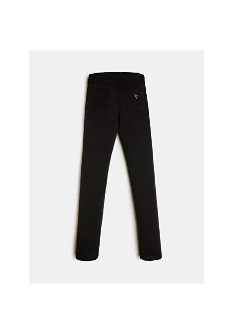 GUESS | Trousers | J0YB02 WD3T0JBLK