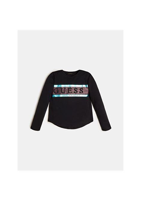 GUESS | T-shirt | J0YI28 K6YW0JBLK