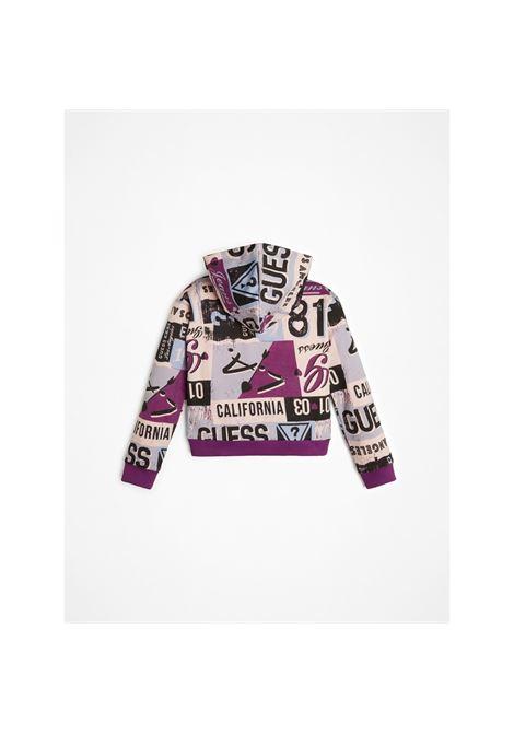 GUESS | Sweatshirt | J0YQ01 K82T0PLMI