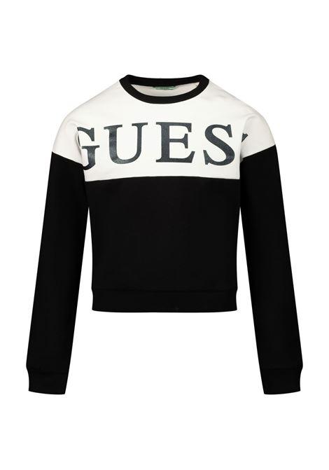 GUESS   Sweatshirt   J0YQ03 KA6V0JBLK