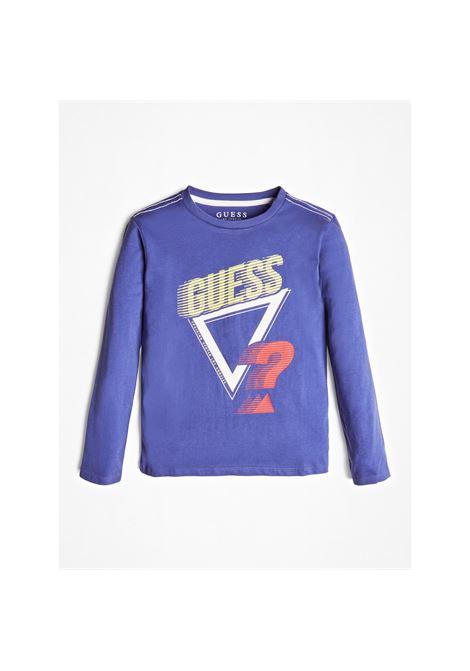 T-shirt GUESS | T-shirts | L0YI02 K5M20BLUI