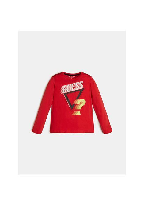 T-shirt GUESS | T-shirts | L0YI02 K5M20G502