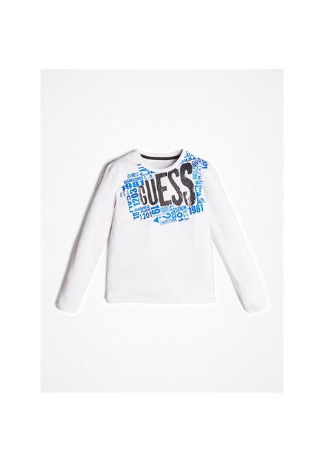 T-shirt GUESS | T-shirts | L0YI12 K5K20TWHT