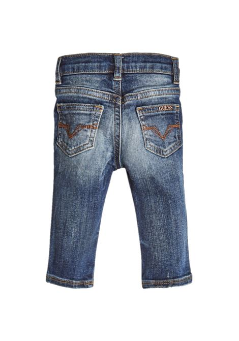 GUESS   Jeans   N0BA01 D46T0THBL