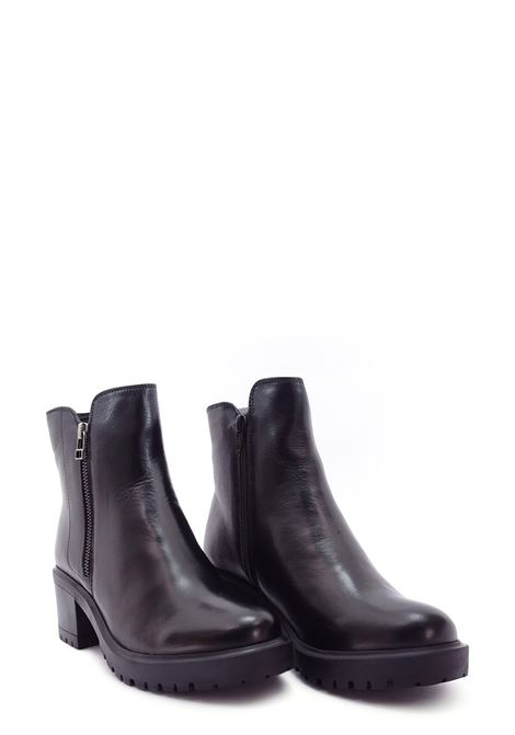 HOSIS | Ankle Boots | 5250BLACK