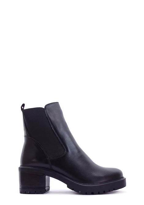 HOSIS | Low Boots | 9183BLACK