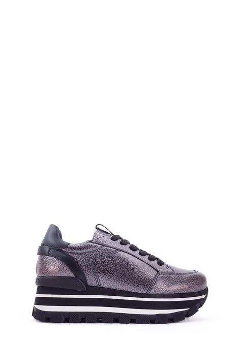 JANET SPORT | Sneakers | 46654CANNA FUCILE/NERO